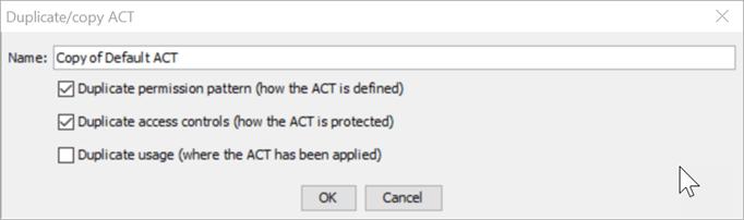 Metacoda Plugins ACT Reviewer Duplicate ACT Dialog